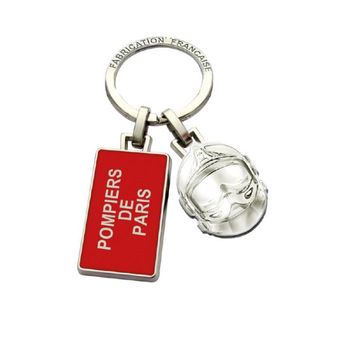 Porte-clés Pompiers de Paris