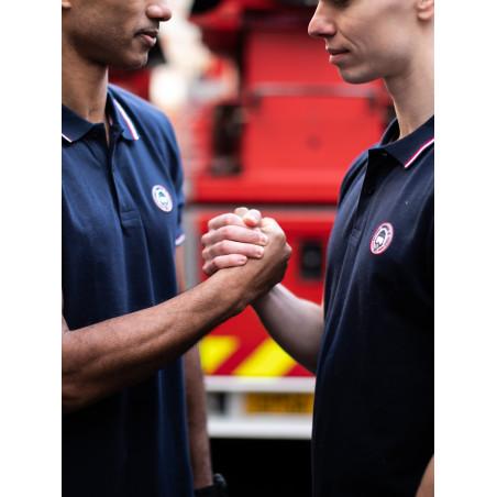 Polo homme Pompiers de Paris