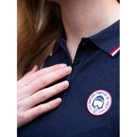 Polo femme Pompiers de Paris