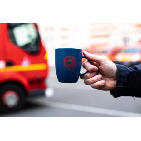 Mug Pompiers de Paris