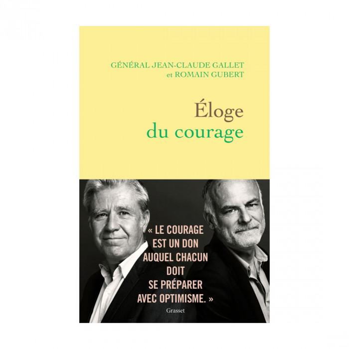 """Livre """"Éloge du courage"""""""