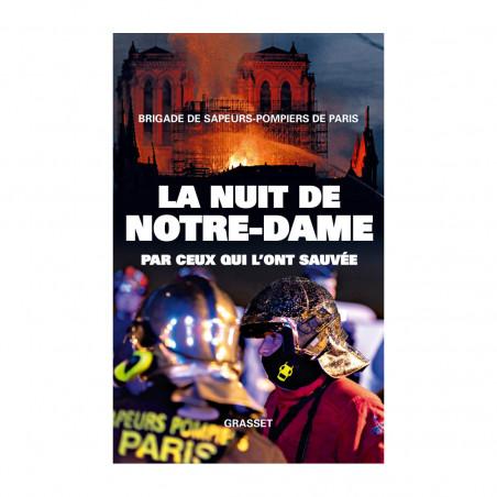 """Livre """"La nuit de Notre-Dame"""""""