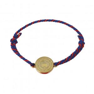 Bracelet médaille dorée...