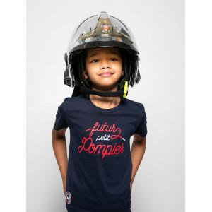 """T-shirt enfant """"Futur petit pompier"""""""