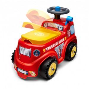 Porteur Camion des Pompiers de Paris