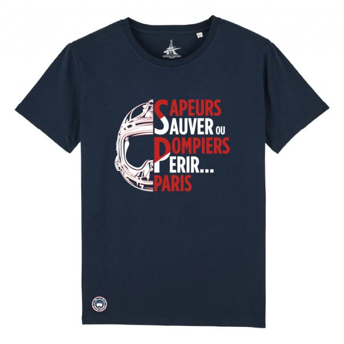"T-shirt ""Sauver ou Périr"""